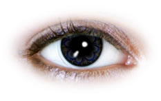 Neo Cosmo - Blue Clover Contact Lenses (N531)