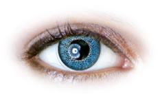 Neo Cosmo - Blue Contact Lenses (N231)