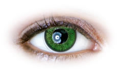Neo Cosmo - Green Contact Lenses (N232)