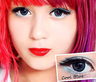 ColourVue Big Eyes Cool Blue