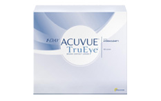 1 Day Acuvue Trueye Contact Lenses - 180 lenses