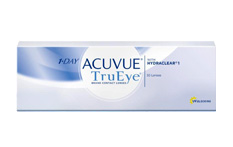 1 Day Acuvue TruEye Contact Lenses