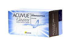 Acuvue Oasys Contact lenses - 24 lenses