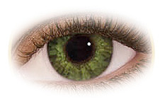Air Optix Colors Gemstone Green Contact Lenses