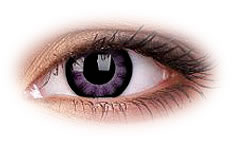 ColourVue BigEyes Ultra Violet Contact Lenses