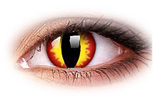 ColourVue Dragon Eye Color Contact Lenses