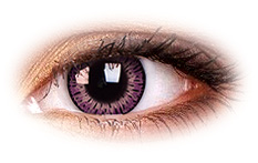 ColourVue Elegance Pink Contact Lenses