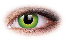 ColourVue Hulk Colored Contact Lenses