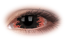 ColourVue Sclera Kraken 22mm Contact Lenses