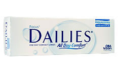Focus Dailies Progressives Contact lenses
