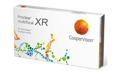 Proclear Multifocal XR Contact Lenses
