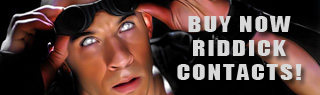 Buy Riddick Eye Shine Contacts Now!